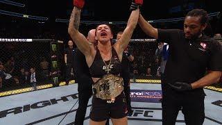 UFC 219: Fight Motion