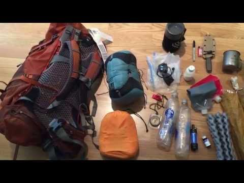 post PCT thru-hike, 2015 gear review