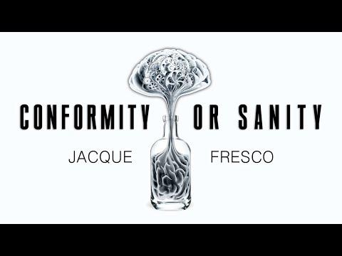 Jacque Fresco - Conformity or Sanity (1978)