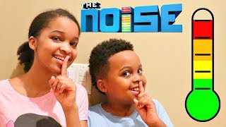 THE NOISE-O-METER - Shasha And Shiloh - Onyx Kids
