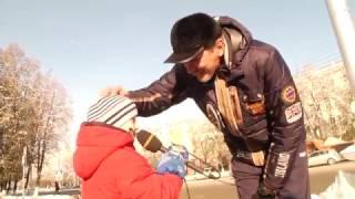 Уличный опрос проводит 6-летний ребенок. Школа тележурналистики Ирины Чичендаевой