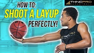 How to: Shoot a Layup in Basketball!!! Basketball Tips and Fundamentals