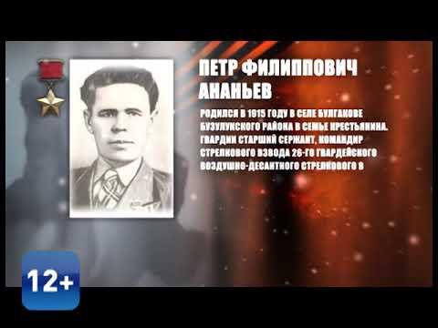 Федор Филиппович Ананьев