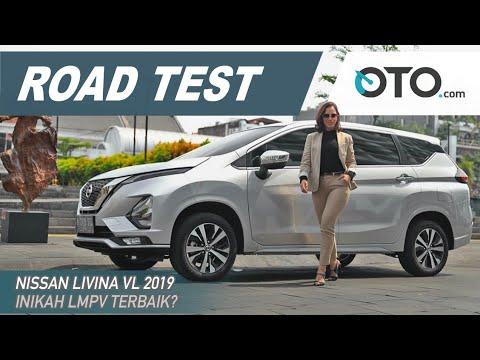 Nissan Livina VL 2019 | Road Test | Inikah LMPV Terbaik? | OTO.Com