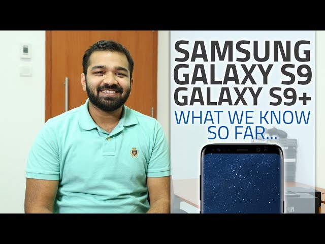 Samsung Galaxy S9 Name Confirmed in Earnings Report, Will Be