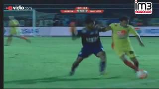 Highlights Arema Cronus Vs Bhayangkara Surabaya United 30 TSC 15 Mei 2016