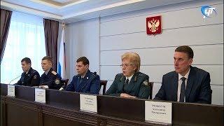 В прокуратуре Новгородской области обсудили долги по зарплате