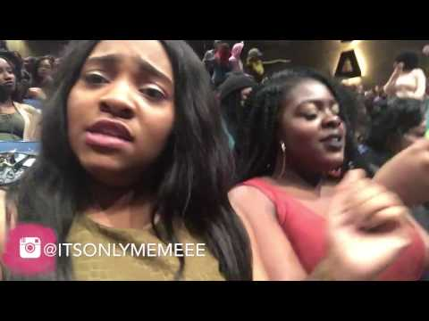 College Vlog #3: Kush Models Ent. Fashion Show | BOWIE STATE