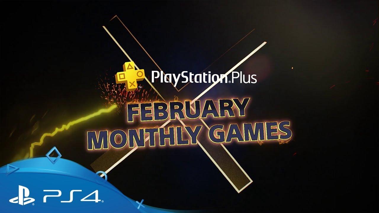 Line-up dei giochi gratuiti di febbraio