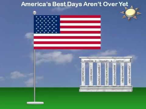 America's Best Days Aren't Over Yet