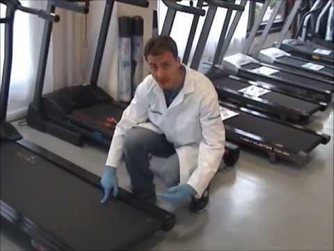 Come misurare il nastro del proprio tapis roulant
