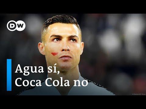 El Gesto De Ronaldo Con El Que Coca Cola Perdió 4. Millones De Dólares