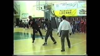 Campionati Italiani Kick Boxing Lanciano 1992