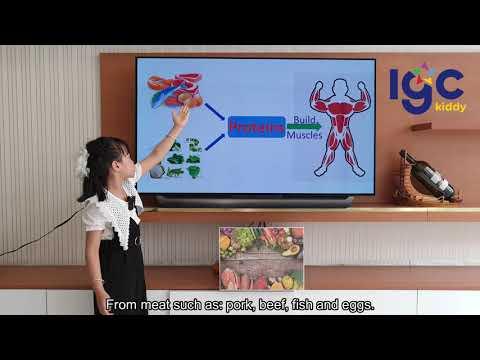 5 Food groups - Nguyễn Thu Trang