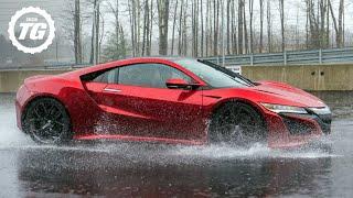 Chris Harris Vs Honda NSX | Top Gear: Series 23 | BBC