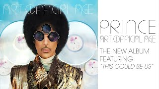 Prince - THIS COULD BE US [OFFICIAL AUDIO]