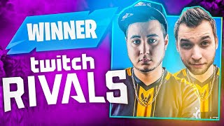 TOURNOI TWITCH RIVALS SUMMER SKIRMISH AVEC MICKALOW !