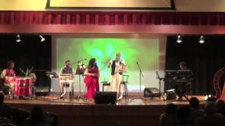 Chand jaise mukhde pe by Rajesh panwar At Albany NY 2015