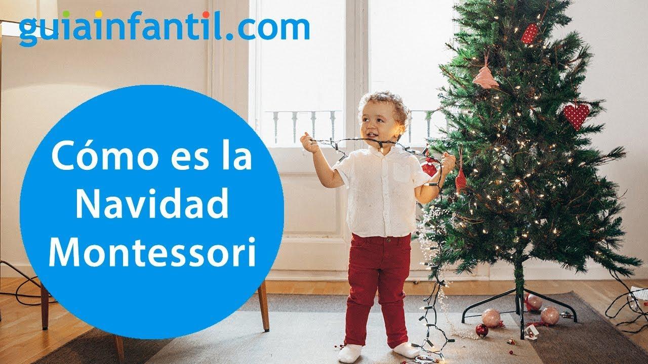 Navidad Montessori   ¿Hay que decir a los niños la verdad sobre Papá Noel? ????