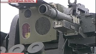 На Чернігівщині випробовують нові військові розробки
