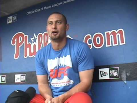 Shane Victorino Interview - Personal Life
