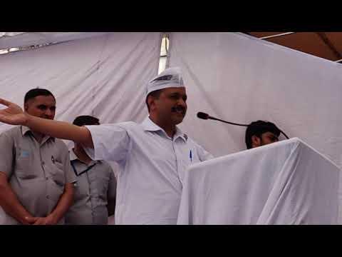 Delhi CM Arvind Kejriwal Addressed at Haryana (Beri, Jhajjar)