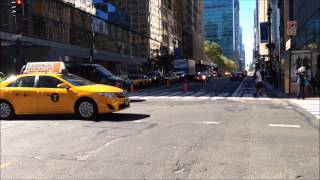 preview picture of video 'BRAND NEW NYPD UNMARKED FORD FUSION RESPONDING ON W. 42ND ST. IN MIDTOWN, MANHATTAN, NEW YORK CITY.'