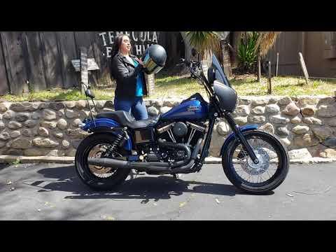 2015 Harley-Davidson street bob in Temecula, California - Video 1