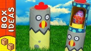 DIY Easter Chicken Surprise