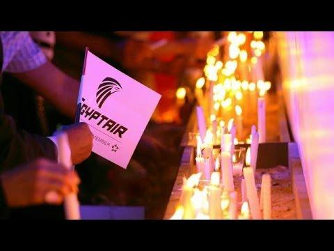 EgyptAir: Έρευνες για τα μαύρα κουτιά – Αγρυπνία στη μνήμη των θυμάτων