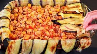 Баклажаны в духовке - самое любимое летнее блюдо нашей семьи! | Appetitno.TV