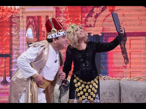Idhak Maana S02 | الملك سفيان الداهش يستعمل زين و صادق الوزارء باش يوقف رانيا التومي ملكة الروم