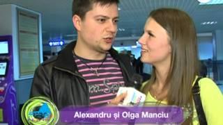 Pentru familia Manciu vacanta de vara a inceput! PRO NEWS