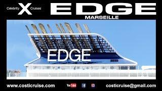 J'ai visité le CELEBRITY EDGE .. BEAUTE & LUXE .. Show it !!!