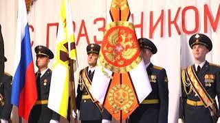 99 летие войск РХБЗ в Покровке (эфир 14.11.17)