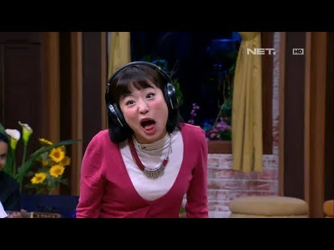The Best Of Ini Talkshow - Lucunya Haruka Main Tebak Bibir Sama Sule