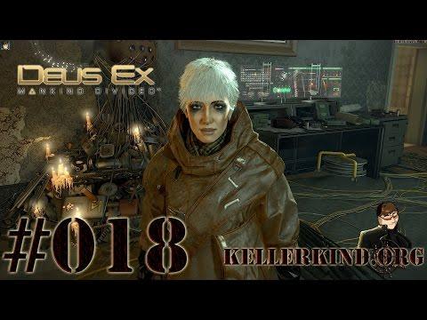 Deus Ex: Mankind Divided #018 - Tochter des Maschinengotts ★ EmKa plays Mankind Divided [HD|60FPS]