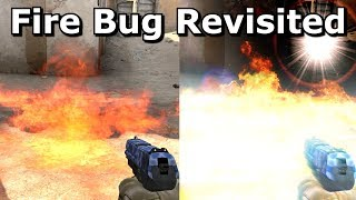 Fire smoke bug REVISITED
