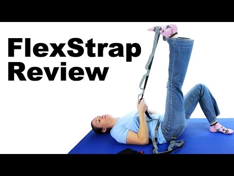FlexStrap Stretching Strap Review - Ask Doctor Jo