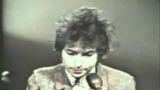 Bob Dylan: San Francisco Press Conference (Dec. 1965) 1/6
