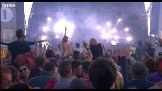 David Guetta - Play Hard at T in the Park 2013