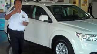 preview picture of video '2014 Dodge Journey Walk Around Cutter Chrysler Pearl City Romeo Lapitan'