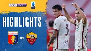 Genoa 1-3 Roma Pekan 7