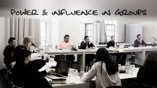 'Power & Influence in Groups & Teams'