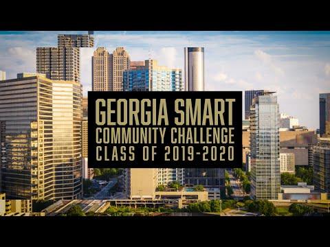 Georgia Smart Communities Challenge 2019 - 2020