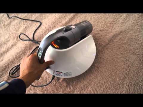 シャープ EC-HX100 ふとん用掃除機 カーペットに使用してみました