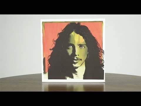 Chris Cornell - Career Retrospective Box Set (Unboxing Video) - Chris Cornell
