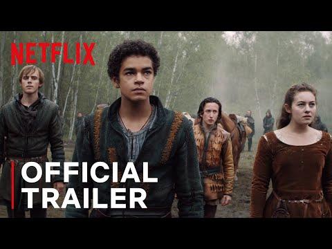 Video trailer för The Letter for the King | Official Trailer | Netflix