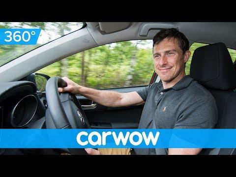 Toyota Auris 2018 360 degree test drive | Passenger Rides
