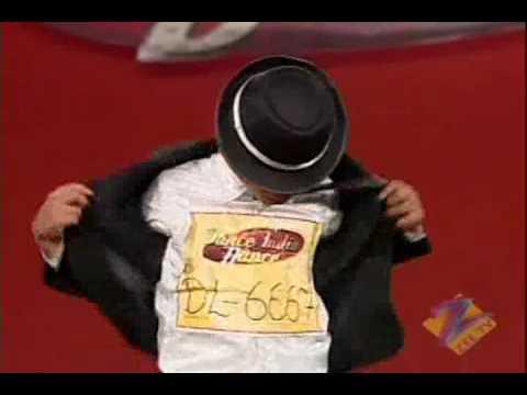 ילד בן 7 רוקד כמו מייקל ג'קסון